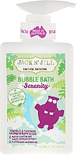 Perfumería y cosmética Espuma de baño con aceite de lavanda - Jack N' Jill Bubble Bath Serenity