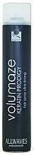 Perfumería y cosmética Laca con queratina, fijación extra fuerte - Allwaves Volumaze Keratin Prodigy Hair Spray Ultra Strong