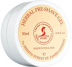 Perfumería y cosmética Gel pre afeitado - Taylor of Old Bond Street Herbal Pre-Shave Gel