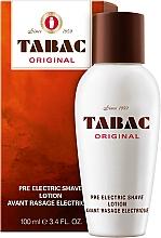 Perfumería y cosmética Maurer & Wirtz Tabac Original Pre Electric Shave - Loción antes de afeitado con aroma a roble y lavanda