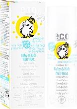Perfumería y cosmética Crema de protección solar piel sensible para niños - Eco Cosmetics Baby&Kids Sun Protection Cream SPF 50+