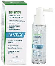 Perfumería y cosmética Sérum calmante para cuero cabelludo sensible con glicerina y zinc - Ducray Sensinol Sensinol Soothing Hair Serum