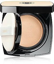 Perfumería y cosmética Base de maquillaje hidratante en formato cushion con pigmentos minerales & extracto de kalanchoe - Chanel Les Beiges Healthy Glow Gel Touch Foundation SPF 25 / PA+++