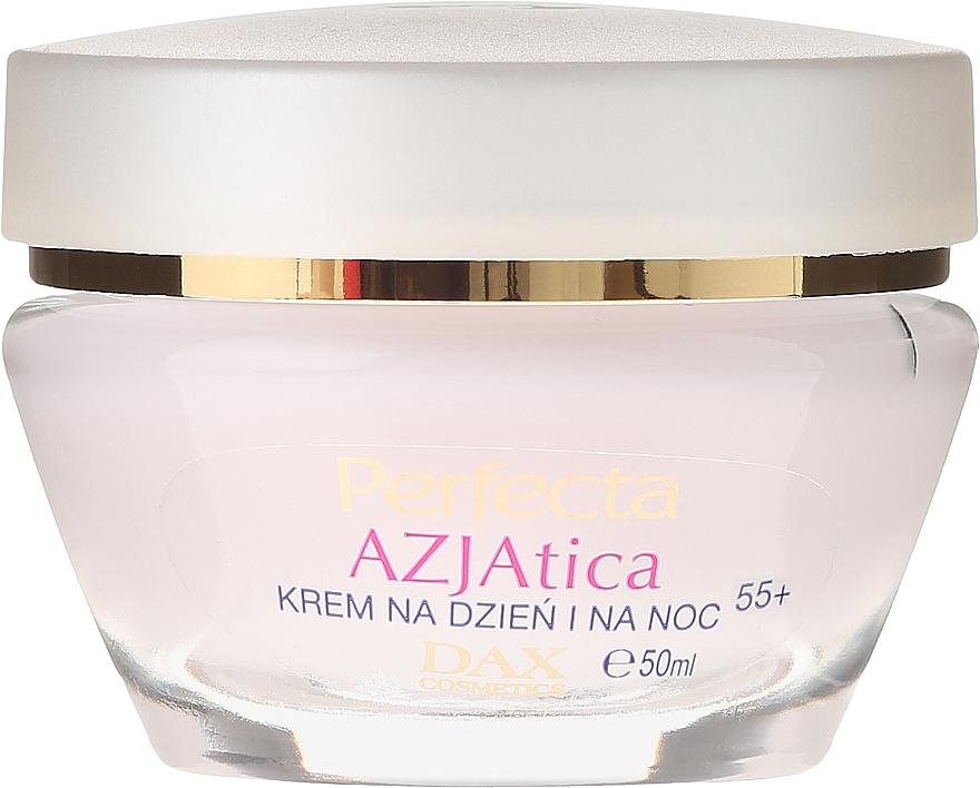 Crema facial con extracto de ciruela kakadu - Perfecta Azjatica Day & Night Cream 55+ — imagen N2