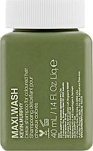 Perfumería y cosmética Champú con extracto de hamamelis y aceite de maleluca - Kevin.Murphy Maxi.Wash Shampoo (mini)