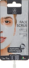 Perfumería y cosmética Exfolinate facial con polvo de diamante - Lambre Natural Diamonds Face Scrub
