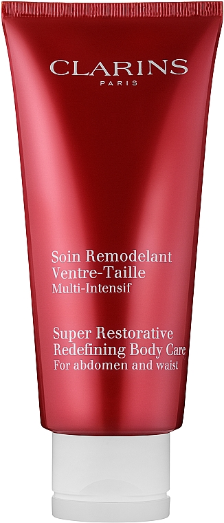 Crema corporal modeladora con glicerina - Clarins Super-Restorative Redifining Body Care — imagen N1