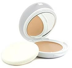 Perfumería y cosmética Base de maquillaje en polvo-crema compacto para pieles sensibles normales a mixtas, SPF 30 - Avene Couvrance Compact Foundation Cream Rich Formula SPF 30