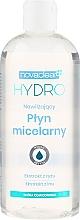 Perfumería y cosmética Agua micelar con extracto de lino y arroz - Novaclear Hydro Micellar Water