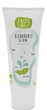 Perfumería y cosmética Crema desodorante con aloe para piel sensible - Ekos Personal Care
