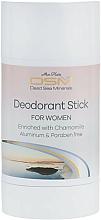 Perfumería y cosmética Desodorante stick con extracto de camomila - Mon Platin DSM Deodorant Stick