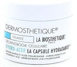 Perfumería y cosmética Cápsulas de gel hidrolipídico con extractos marinos y ácido hialurónico - La Biosthetique Dermosthetique Hydro-Actif La Capsule Hydratante (Salon Size)