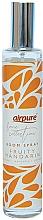 Perfumería y cosmética Ambientador en spray, mandarina - Airpure Room Spray Home Collection Fruity Mandarin