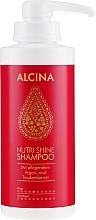 Perfumería y cosmética Champú con aceite de semilla de uva - Alcina Nutri Shine Oil Shampoo