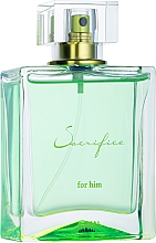Perfumería y cosmética Ajmal Sacrifice II For Him - Eau de parfum