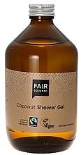 Perfumería y cosmética Gel de ducha con aceite de oliva y fragancia de coco - Fair Squared Coconut Shower Gel
