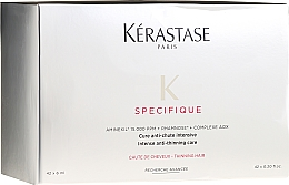 Perfumería y cosmética Tratamiento anticaída para cabello con moringa - Kerastase Specifique Cure Aminexil