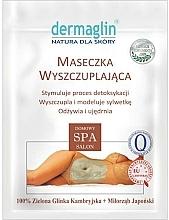 Perfumería y cosmética Mascarilla para abdómen con arcilla verde - Dermaglin