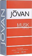 Perfumería y cosmética Jovan Musk for Men - Agua de colonia