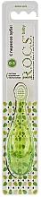 Perfumería y cosmética Cepillo dental para bebés de dureza extra suave, verde - R.O.C.S. Baby