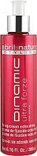 Perfumería y cosmética Crema para cabello de fijación extra fuerte sin aclarado - Abril et Nature Advanced Stiyling Dinamic Ultra Forze