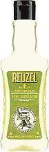 Perfumería y cosmética Champú, acondicionador y gel de ducha 3en1 con extracto de té verde - Reuzel Tea Tree Shampoo Conditioner And Body Wash