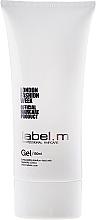 Perfumería y cosmética Gel de cabello, fijación media - Label.m Gel