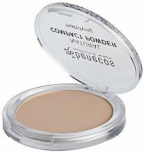 Perfumería y cosmética Polvo facial compacto natural - Benecos Natural Compact Powder