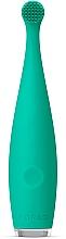 Perfumería y cosmética Cepillo dental eléctrico sónico para niños, verde - Foreo Issa Mikro Kiwi