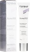 Perfumería y cosmética Emulsión facial rejuvenecedora para pieles con tendencia acneíca - Noreva Laboratoires Alpha KM Emulsion De Jour