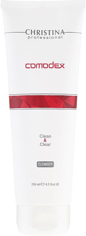 Gel limpiador con extracto de eucalipto - Christina Comodex Clean & Clear Cleanser