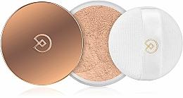 Perfumería y cosmética Polvo suelto de maquillaje sedoso con borla - Collistar Face Silk Effect Loose Powder