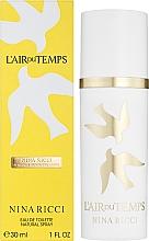 Nina Ricci LAir du Temps Travel Edition - Eau de toilette formato viaje — imagen N2