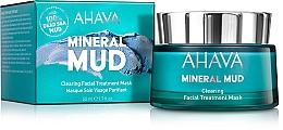 Perfumería y cosmética Mascarilla facial limpiadora con barro del Mar Muerto - Ahava Mineral Mud Clearing Facial Treatment Mask