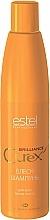 Perfumería y cosmética Champú de brillo para todo tipo de cabello - Estel Professional Curex Brilliance Shampoo