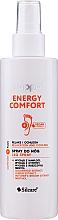 Perfumería y cosmética Spray para piernas con mentol - Silcare Quin Body Relaxation And Cooling Spray Feet