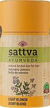 Perfumería y cosmética Tinte para cabello a base de hierbas ayurvédicas - Sattva Ayuvrveda