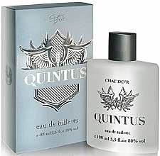 Perfumería y cosmética Chat D'or Quintus - Eau de toilette