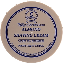 Perfumería y cosmética Crema de afeitar con aroma a almendra - Taylor of Old Bond Street Almond Shaving Cream Bowl
