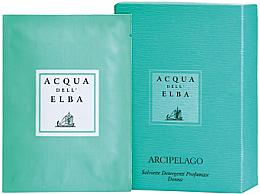 Perfumería y cosmética Acqua dell Elba Arcipelago Women - Toallitas húmedas perfumadas
