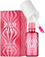 Perfumería y cosmética Tinte para labios y mejillas - Benefit Gogo Tint (mini)