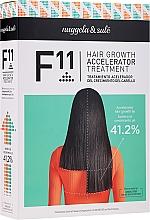 Perfumería y cosmética Set para cabello (champú/250ml+sérum/70ml) - Nuggela & Sule F11 Hair Growth Accelerating Treatment