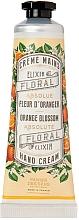 Perfumería y cosmética Crema de manos con extracto de naranja amarga - Panier Des Sens Orange Blossom Heand Cream