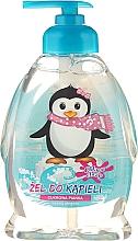Perfumería y cosmética Gel de ducha y baño con aroma dulce, Pingüino Alegre - Chlapu Chlap Bath & Shower Gel