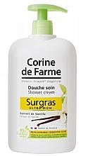 Perfumería y cosmética Gel de ducha crema de vainilla para pieles normales y sensibles - Corine De Farme Shower Cream