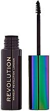 Perfumería y cosmética Gel para cejas con aceite de cáñamo - Makeup Revolution Brow Mascara With Cannabis Sativa