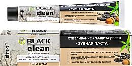 Perfumería y cosmética Pasta dental con partículas de carbón negro activo - Vitex Black Clean