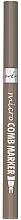 Perfumería y cosmética Lápiz de cejas - Lovely Micro Comb Marker
