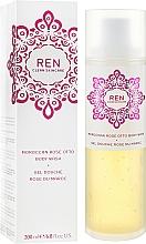Perfumería y cosmética Gel de ducha perfumado - Ren Moroccan Rose Otto