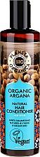 Perfumería y cosmética Acondicionador natural con aceite de argán - Planeta Organica Organic Argana Natural Hair Conditioner